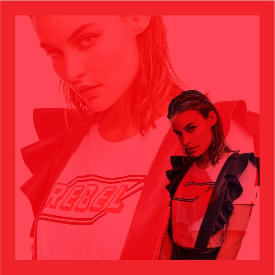 Claudie Pierlot SS17 Nathalie de Lopez Studio